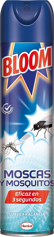 Bloom Instant aerosol contra moscas y mosquitos 600ml