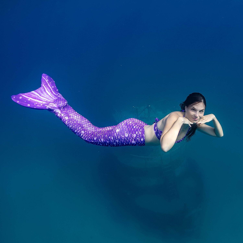 Monofin for Swimming Sun Tail Mermaid Designer Mermaid Tail