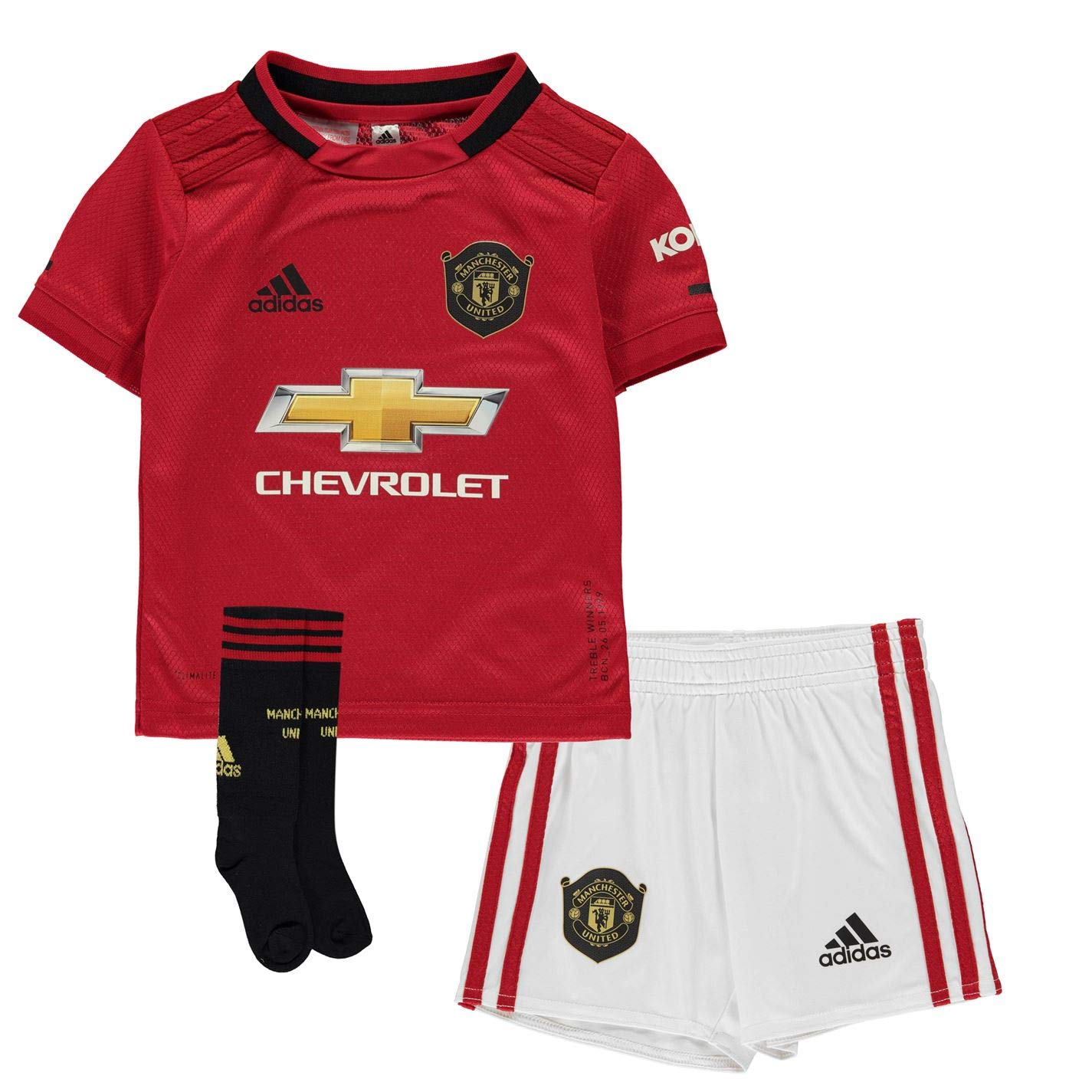 watch ee0ae 0ede1 Amazon.com: adidas Manchester United FC Official 2019/20 ...