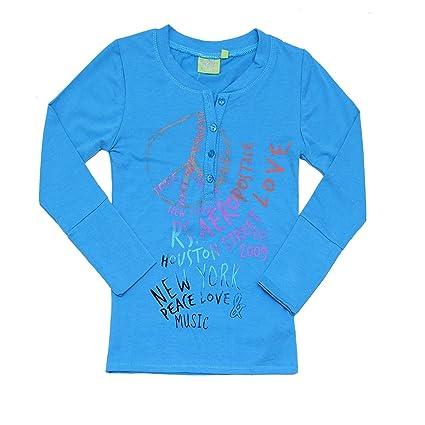 36f6f1b44 Símbolo de la Paz Multicolor nuevo niños niñas niños camisetas de algodón  de manga larga ropa