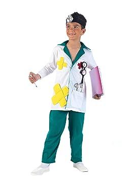 Limit Sport MI729 Grösse - Disfraz de médico para niño (talla 6 ...