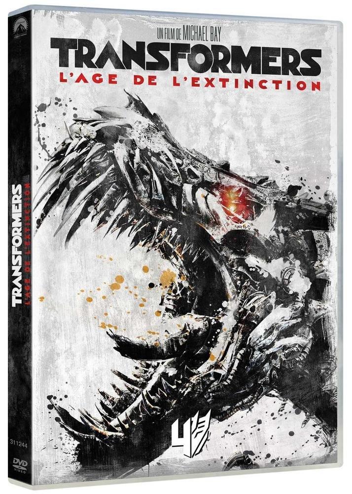 Transformers : Lâge de lextinction [Francia] [DVD]: Amazon ...