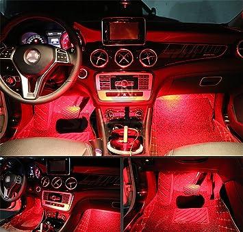 LED-Innenbeleuchtungsset für unter das Armaturenbrett von Fahrzeugen ...