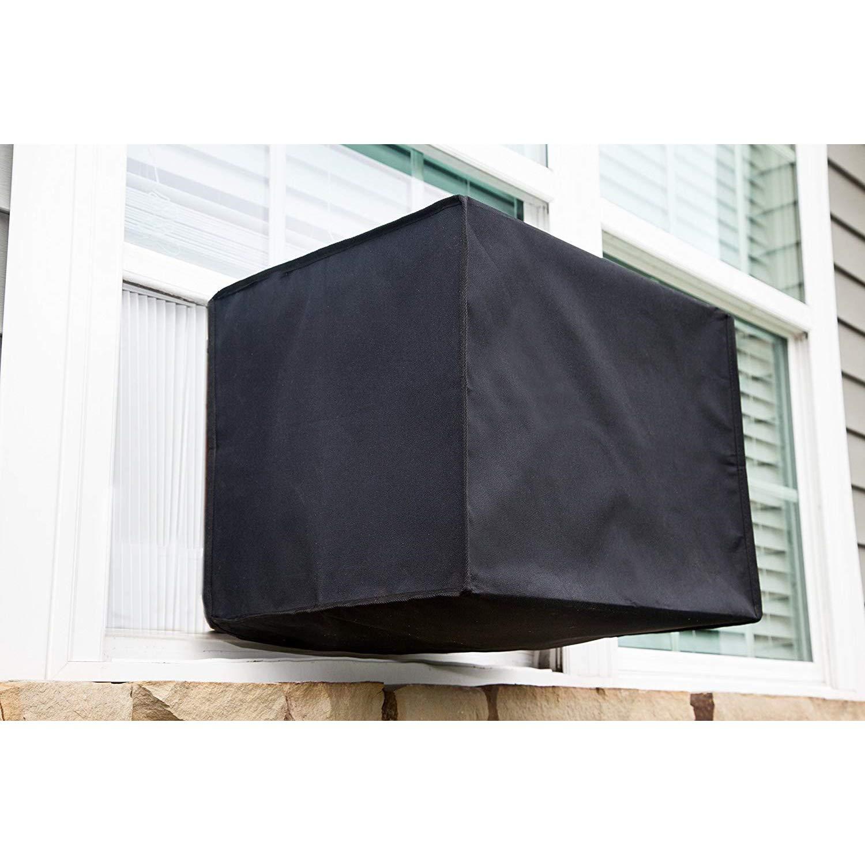 BiyAN9mz Window Air Conditioner Cover, AC Defender - Winter AC Window Unit Cover (15''21''16'' ac air Cover)