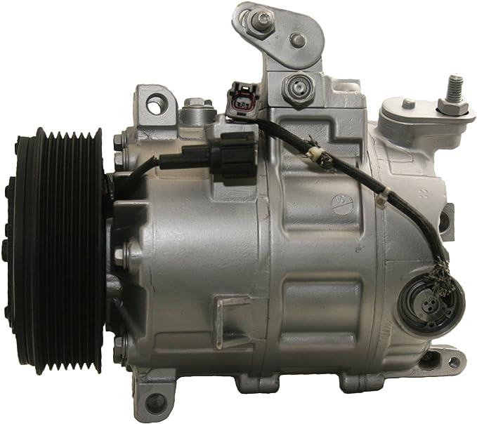 TCW K1000004N A//C Kit with Premium New Compressor