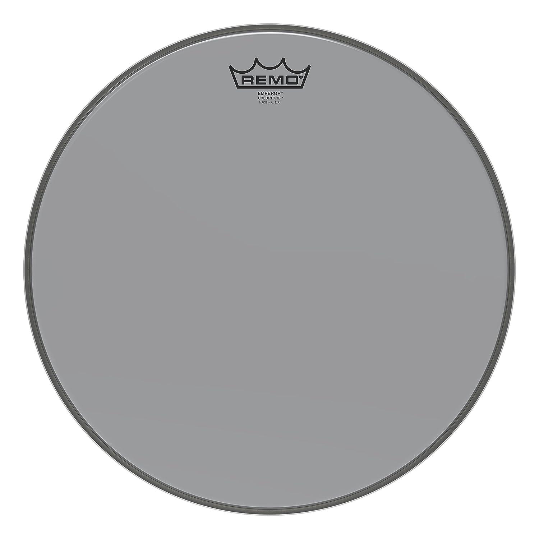 """Remo Emperor Colortone Smoke Drumhead, 15"""" 15"""" Remo Inc. BE-0315-CT-SM"""