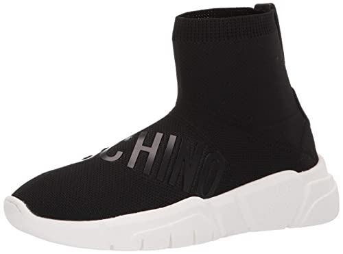 Love Moschino SCA.nod.running35 Calzino, Zapatillas sin Cordones para Mujer: Amazon.es: Zapatos y complementos