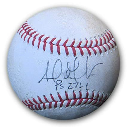 buy popular 5e32e 9c9ad Adrian Gonzalez Autographed Signed Autograph Game Used MLB Baseball Dodgers  JSA Authentic Aa53622