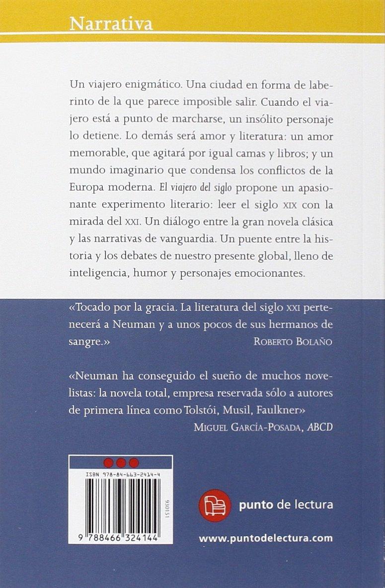EL VIAJERO DEL SIGLO FG (FORMATO GRANDE): Amazon.es: Neuman ...