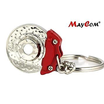 Amazon.com: Maycom - Llavero con diseño de Coilover Shock ...