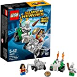 LEGO Super Heroes 76070 - Mighty Micros: Wonder Woman Contro Doomsday