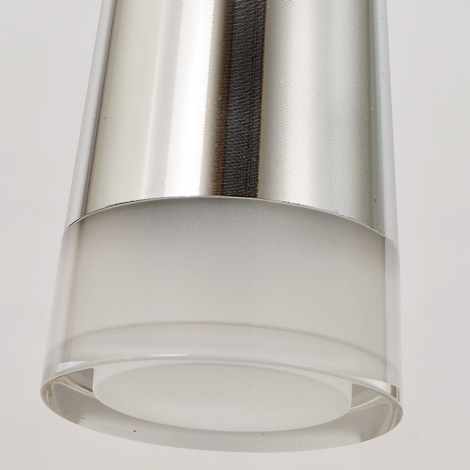 Unitary Brand Modern Nature White LED Acrylic Pendant Light Max 5w Plating Finish by Unitary (Image #5)