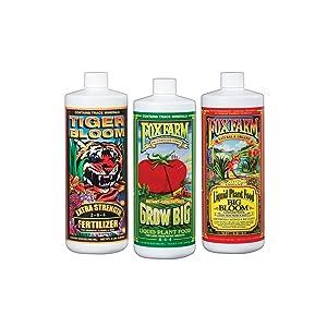 Fox Farm Liquid Nutrient Trio Soil Formula