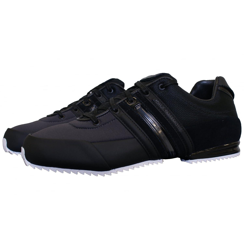 7ba9270b02676 Mens Y-3 Mens Y-3 Sprint Trainer in Black - UK 11  Amazon.co.uk  Shoes    Bags