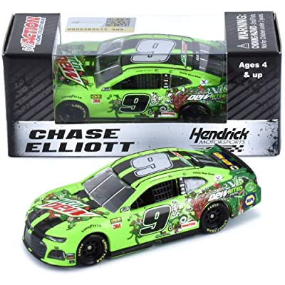 Lionel Racing Chase Elliott 2020 MTN Dew DewNited States NASCAR Diecast Car 1:64 Scale: Sports & Outdoors