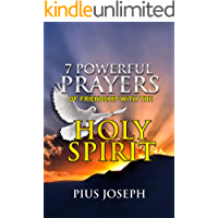 7 Powerful Prayers of Friendship with the Holy Spirit book cover