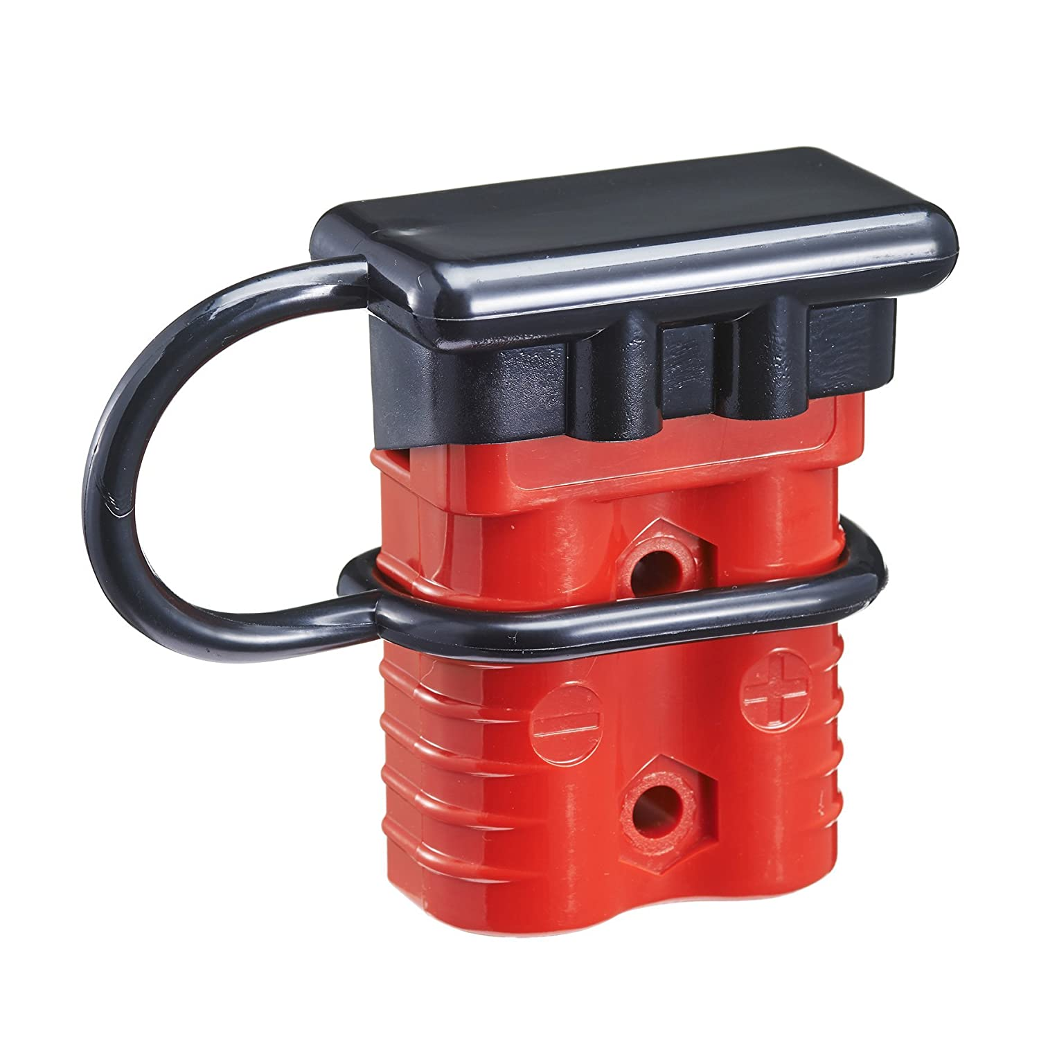 OrionMotorTech 2-4 Gauge 175A Battery Cable Quick Connect// Disconnect Plug Kit Recovery Winch Trailer 12-36V DC