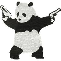 PANDA With Gun, Officially Licensed Original Artwork, High