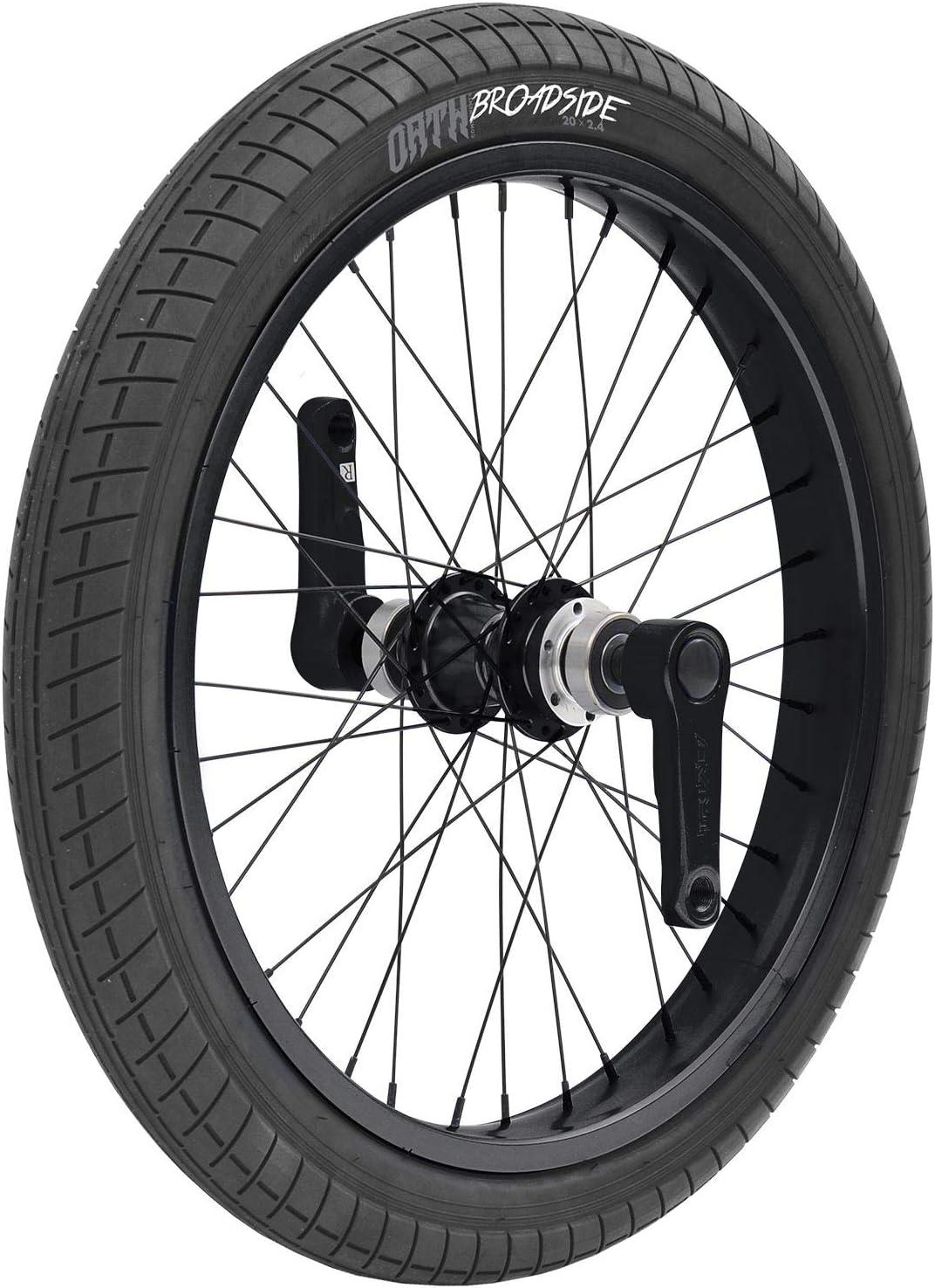Triad Dynasty Front Wheel Set