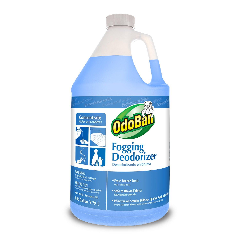 OdoBan 970262-G4 Earth Choice Fogging Deodorizer,1 Gallon