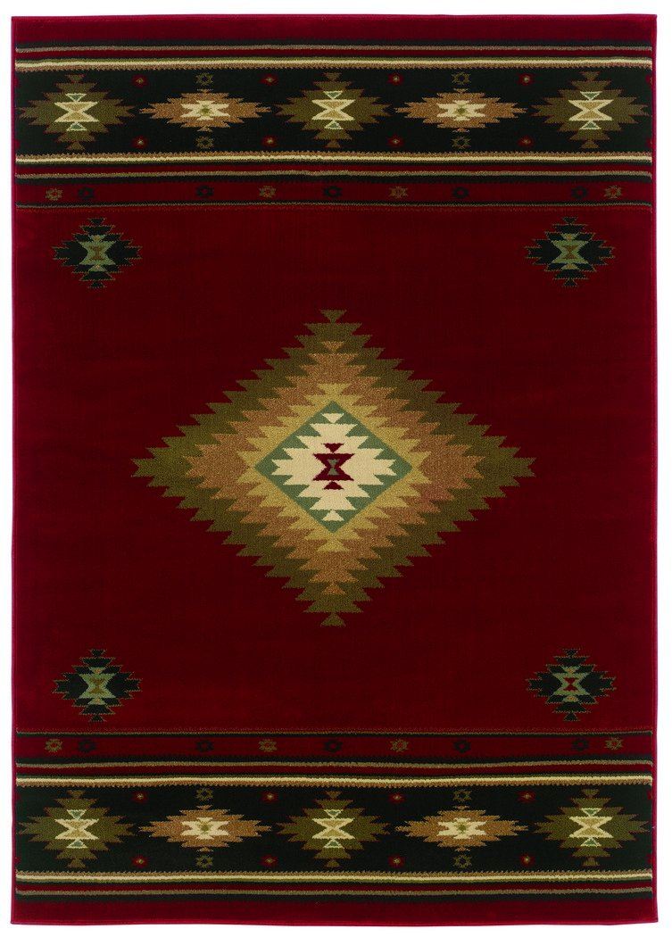 Oriental Weavers  Hudson 087K1 Indoor Area Rug 10'X 13'