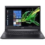 "Acer Aspire 7 Laptop, 15.6"" Full HD IPS Display, 9th Gen Intel Core i7-9750H, GeForce GTX 1050 3GB, 16GB DDR4, 512GB PCIe NVM"