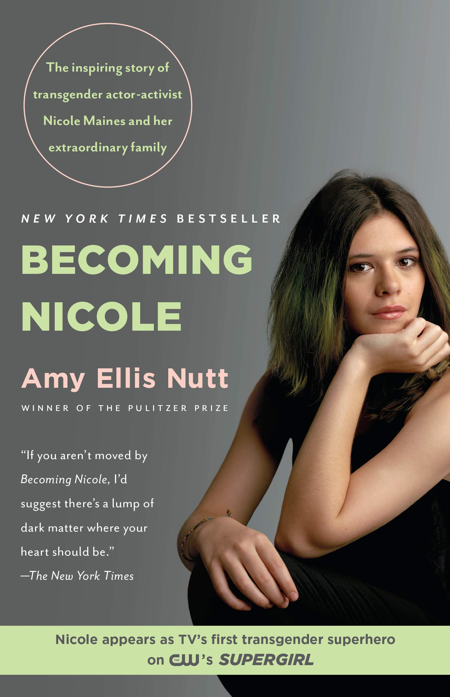 Amazon com: Becoming Nicole: The inspiring story of