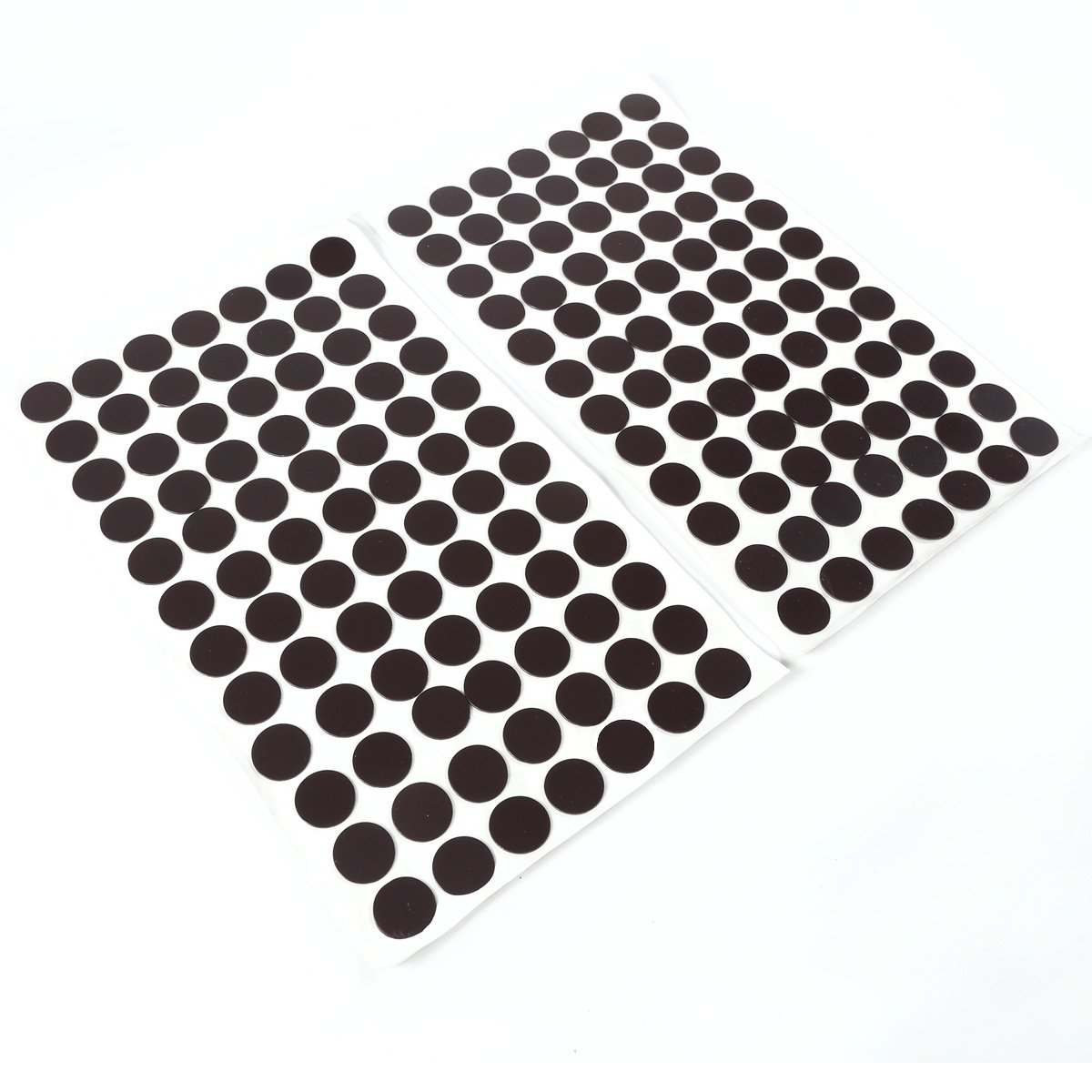 Surepromise Stick On Magnet Self Adhesive Magnetic Strip Invitation Fridge Scrapbooking Card