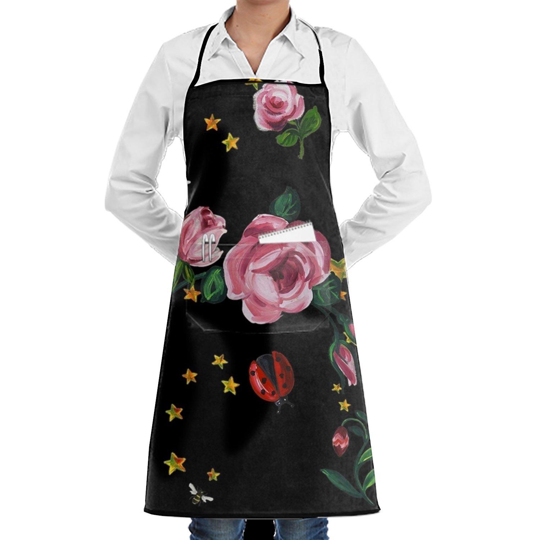 Bakingエプロン料理エプロン女性用可愛いエプロンキッチンギフトかわいいハスキー 28 * 20