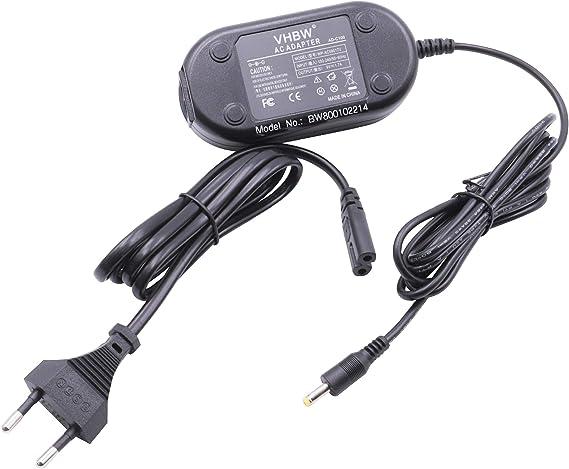 Vhbw Kamera Netzteil Netzkabel Passend Für Casio Exilim Elektronik