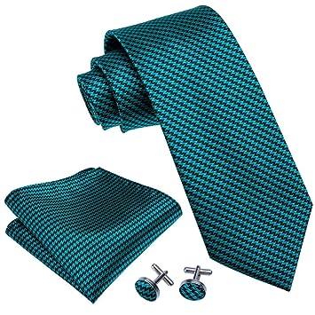 MU Leisure Men S Tie Ls-5030 Corbatas para hombre 100% seda ...
