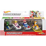 Hot Wheels Mario Kart 4-PK #2