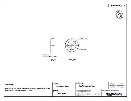 Zinc Plated Pack of 1 Lyn-Tron 0.25 OD Steel 5.25 Length, 4-40 Screw Size Female