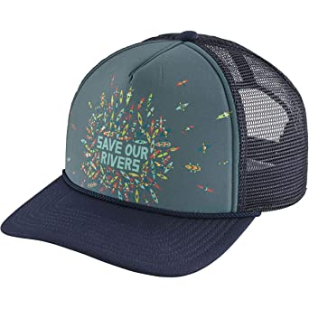 Patagonia Gorra Trucker Save Our Rivers Interstate Azul Marino - Ajustable: Amazon.es: Ropa y accesorios