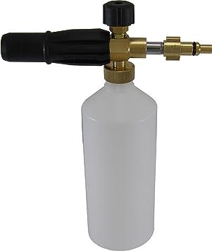 New Heavy Duty Aldi Workzone Electric Pressure Washer Snow Foam Lance 1L Bottle