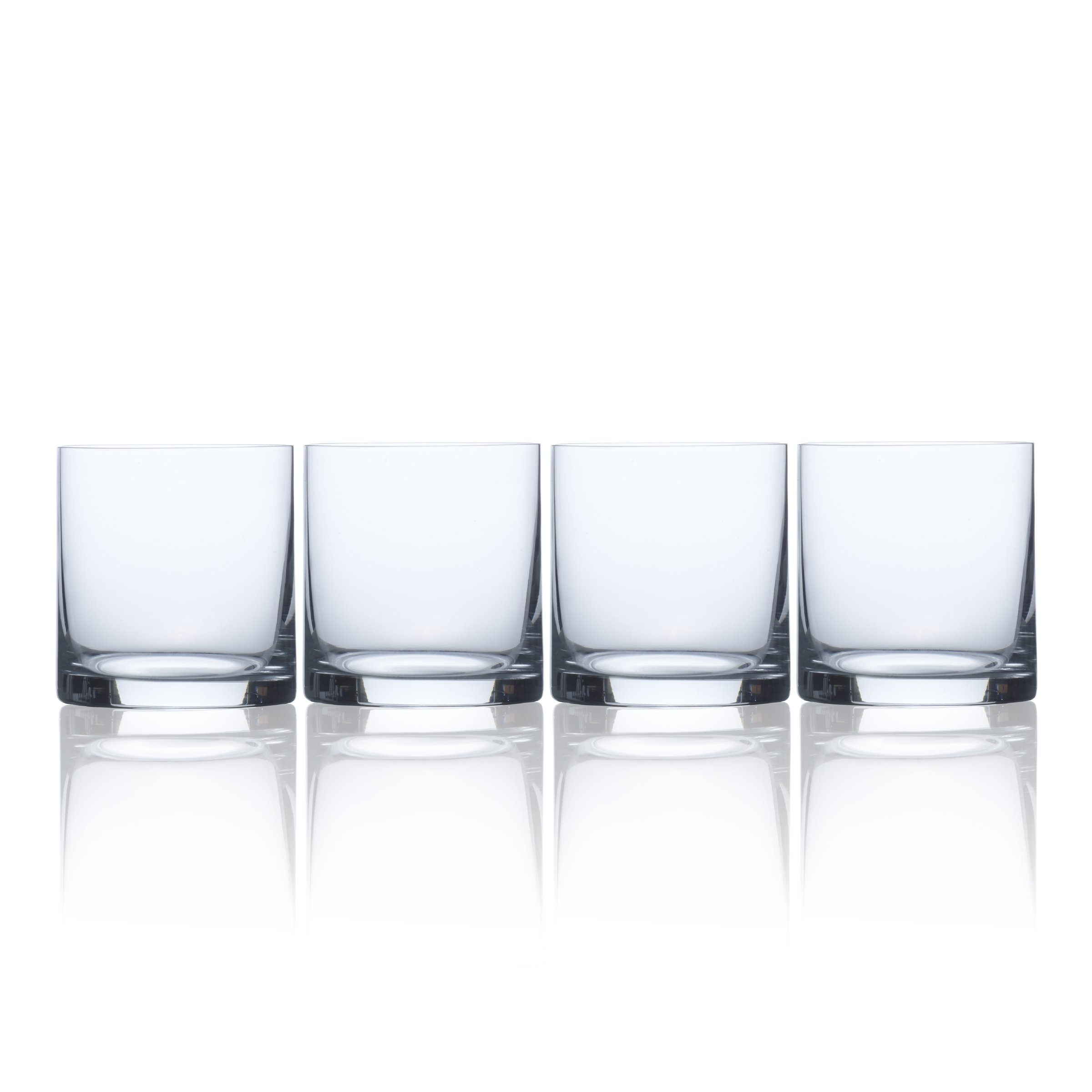 Mikasa Laura Double Old Fashioned, 13.5-Ounce, Set of 4 by Mikasa (Image #1)