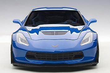 AUTOart 71264 - Chevrolet Corvette C7 Z06 - 2015 - Escala 1/18: Amazon.es: Juguetes y juegos