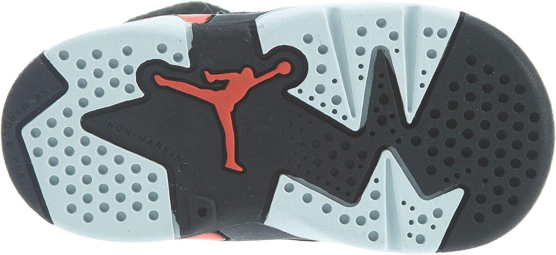 Air Jordan Retro 6Infrared Black//Infrared TD