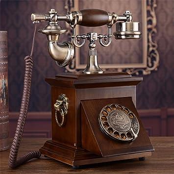 Vintage Retro Teléfono Viejo tocadiscos antiguos llanura ...