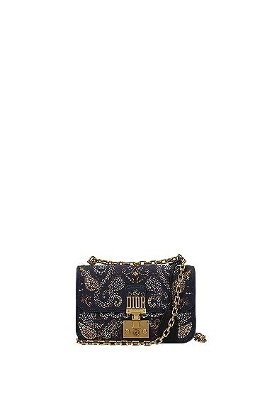 quite nice pretty nice latest Christian Dior Sacs bandoulière Femme - Tissu (M5817CFDR ...