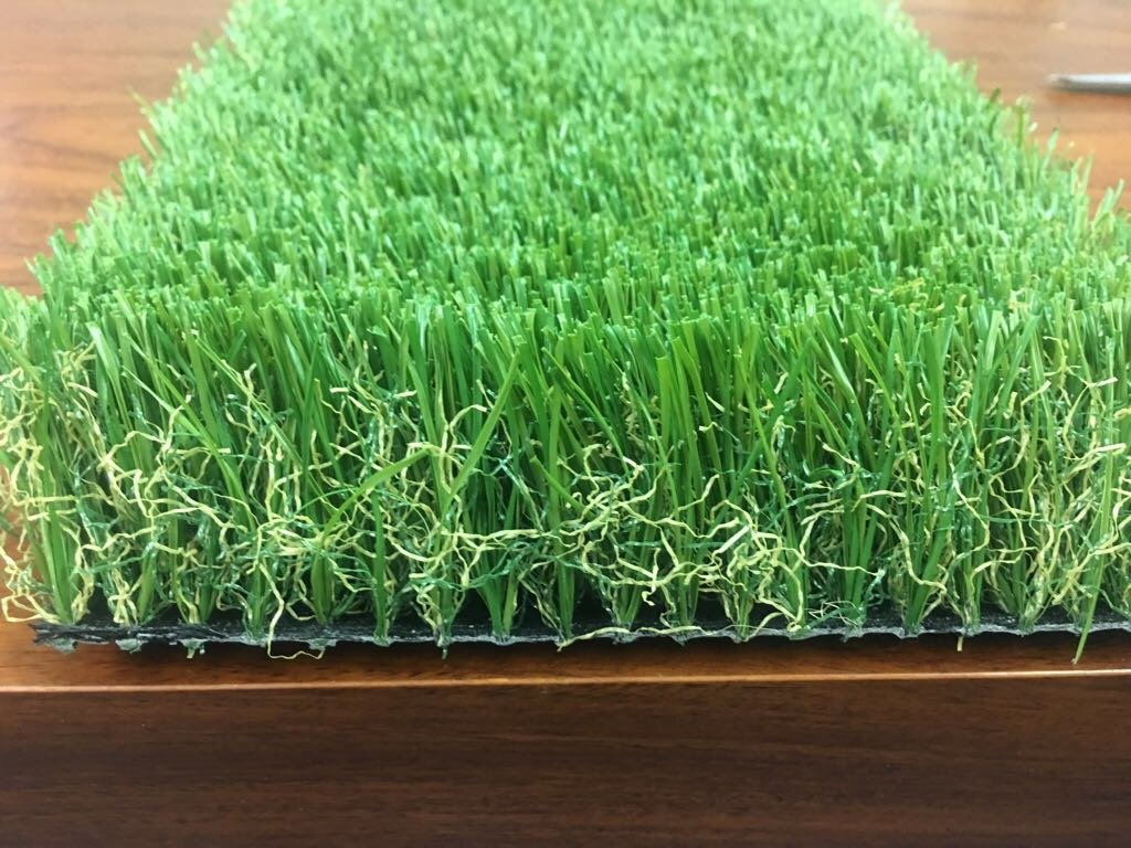 All Season Prime Synthetic Grass - Artificial Turf - Drainage Holes, 2'' blades Great for Sunny Climates (10' x 15') by Turf Pros Solution (Image #4)