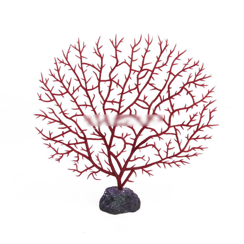 amazon quarium fish tank artificial red coral ornament Plants to Put in a Fish Tank amazon quarium fish tank artificial red coral ornament underwater plants decorate everything else