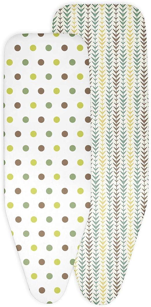Ironing Board Cover Laundry Mat Cotton Padded Elastic UNDERLAY Iron Reflective