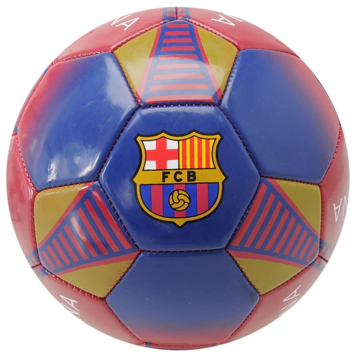 チームSynergy Football FCバルセロナLa Ligaバルセロナサッカーボールサイズ5 B011BLAOV6