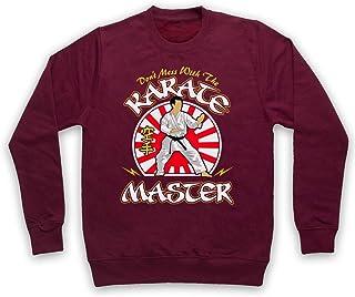 My Icon Art & Clothing Don't Mess with The Karate Master Martial Arts Expert Adultos Sudadera ASWASG01751