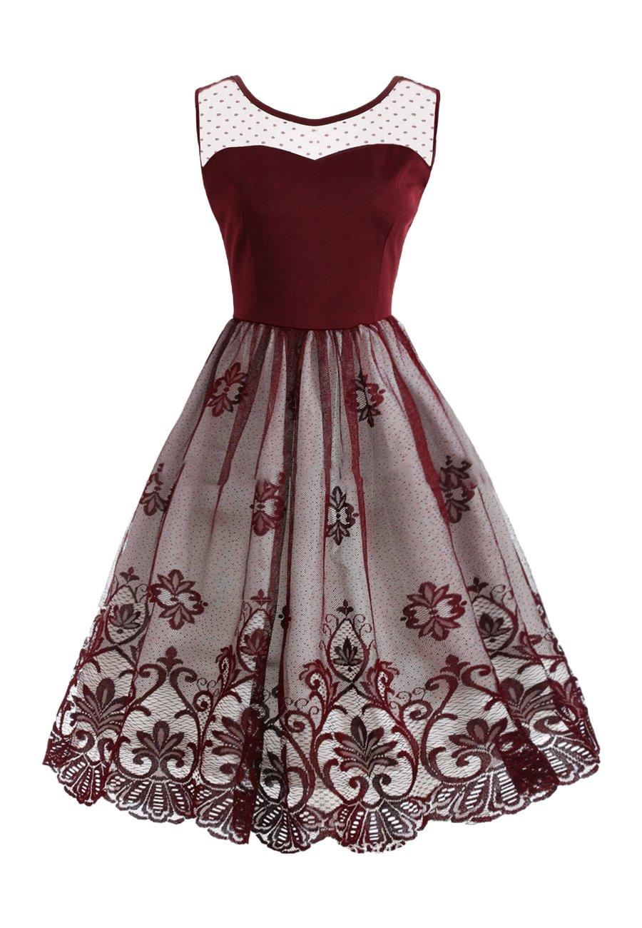 Vintage Prom Dresses Plus Size