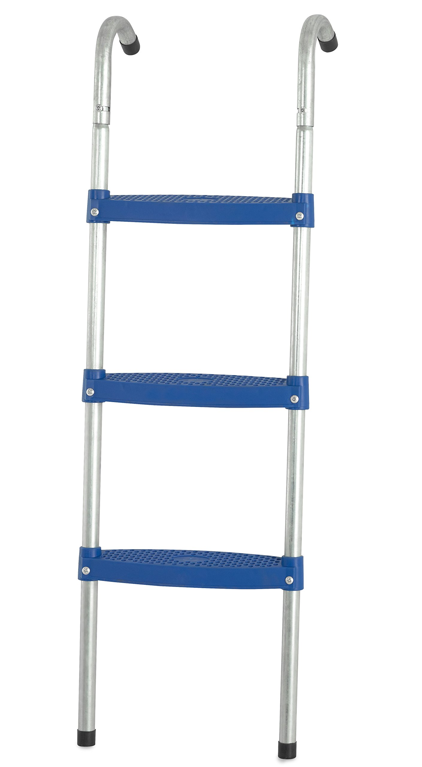 Upper Bounce UBLGFS3-42 Ladder 3 Steps Foldable Trampoline, Green, 42'' by Upper Bounce