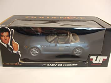 james bond 007 goldeneye bmw z3 roadster 118 scale diecast car bmw z3 office chair jpg