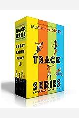 Jason Reynolds's Track Series Paperback Collection: Ghost; Patina; Sunny; Lu Paperback