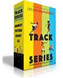 Jason Reynolds's Track Series Paperback Collection: Ghost; Patina; Sunny; Lu